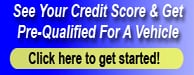 Credit Score and Pre-Qualification