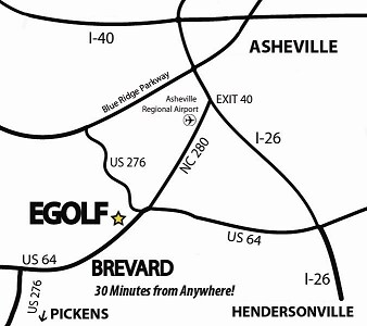Egolf Ford Of Brevard New Ford Dealership In Brevard NC - Brevward map of us