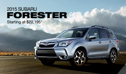 2014 Subaru Forester SUV