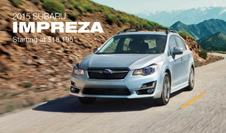 2013 Subaru Impreza Sedan