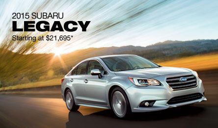 2013 Subaru Legacy Sedan