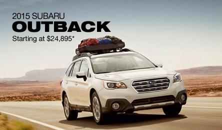 2014 Subaru Outback Wagon