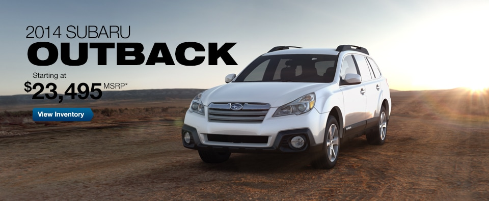 Whats The Difference Between 2013 Vs 2014 Suburo Outback : Update News