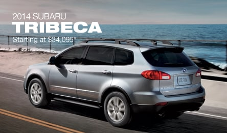 2013 Subaru Tribeca SUV