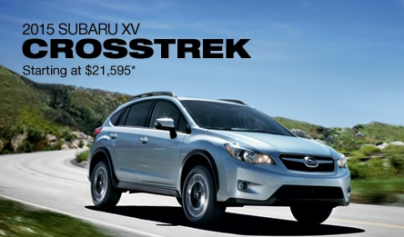 2013 Subaru XV Crosstrek SUV