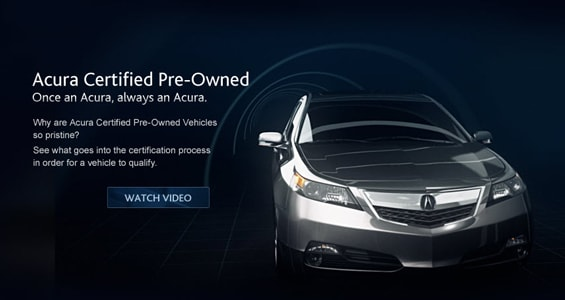 acura certified pre owned program price acura