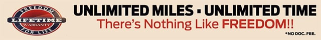 Unlimited Miles Unlimited Time