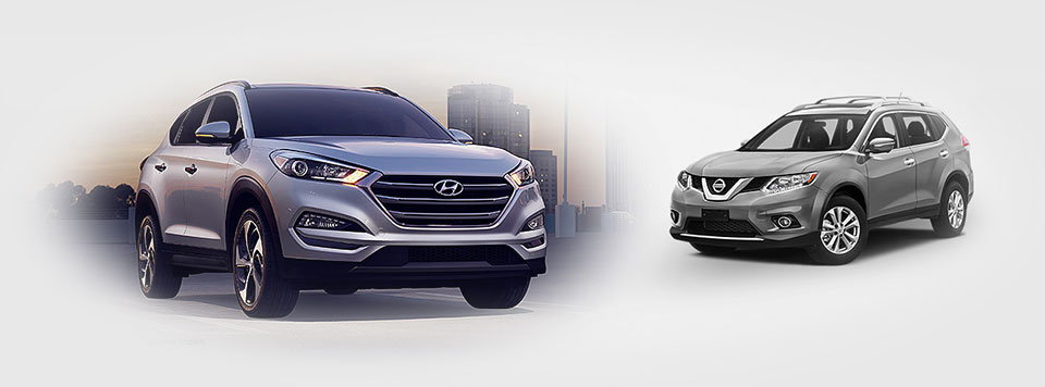 compare hyundai tucson vs nissan rogue which is better. Black Bedroom Furniture Sets. Home Design Ideas
