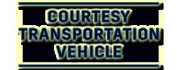 Courtesy Transportation Vehicle