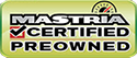 Mastria Certified Preowned