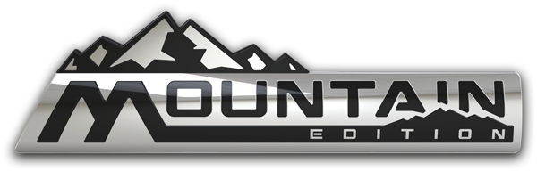 Mountain Edition Badge
