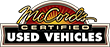 McCords Certified Used Vehicles