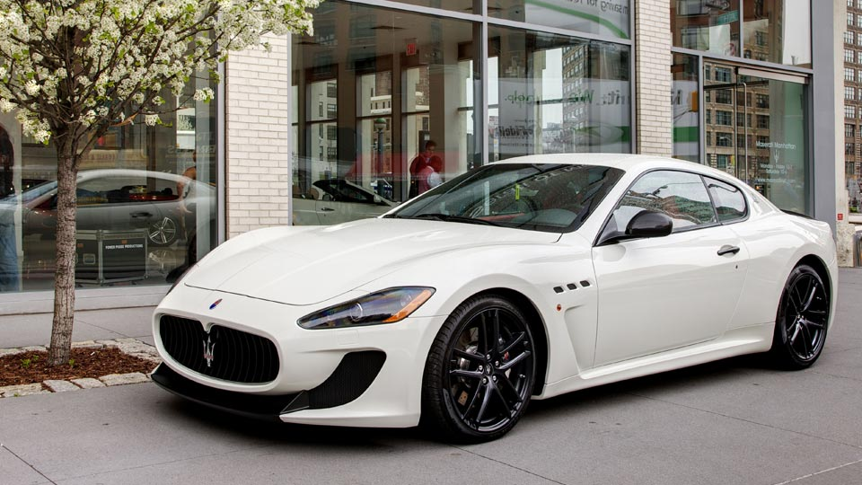 Thompson Maserati | Pennsylvania Maserati Dealer Serving Doylestown ...