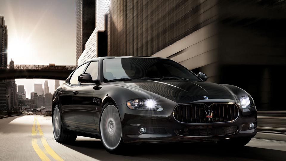 Thompson Maserati Auto Dealer Serving Doylestown And Philadelphia
