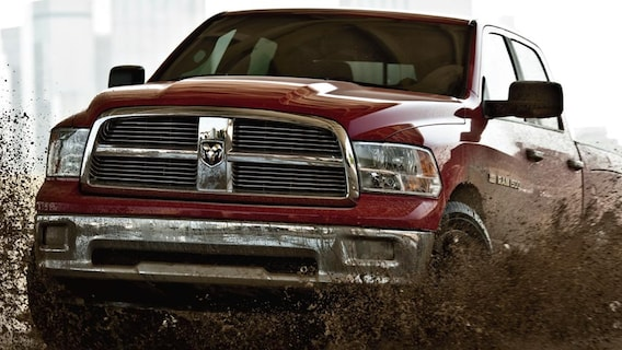 New and Used Chrysler, Dodge, Jeep and RAM Dealer Serving