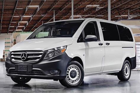 Mercedes-Benz Vans | Carousel Motors in Iowa City, IA