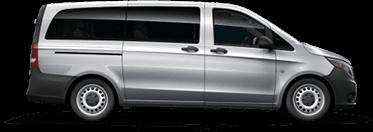 Metris Passenger Van