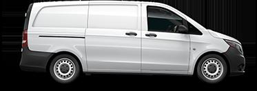 Metris Worker Cargo Van