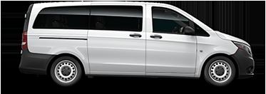 Metris Worker Passenger Van